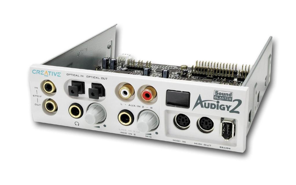 Audigy2 Platinum Drive