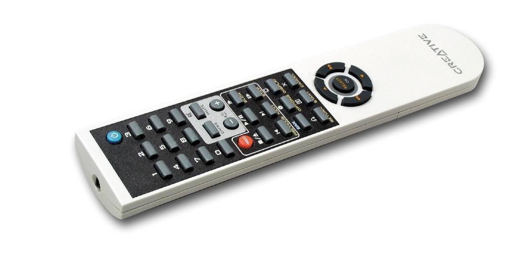 Audigy2 Platimun Remote