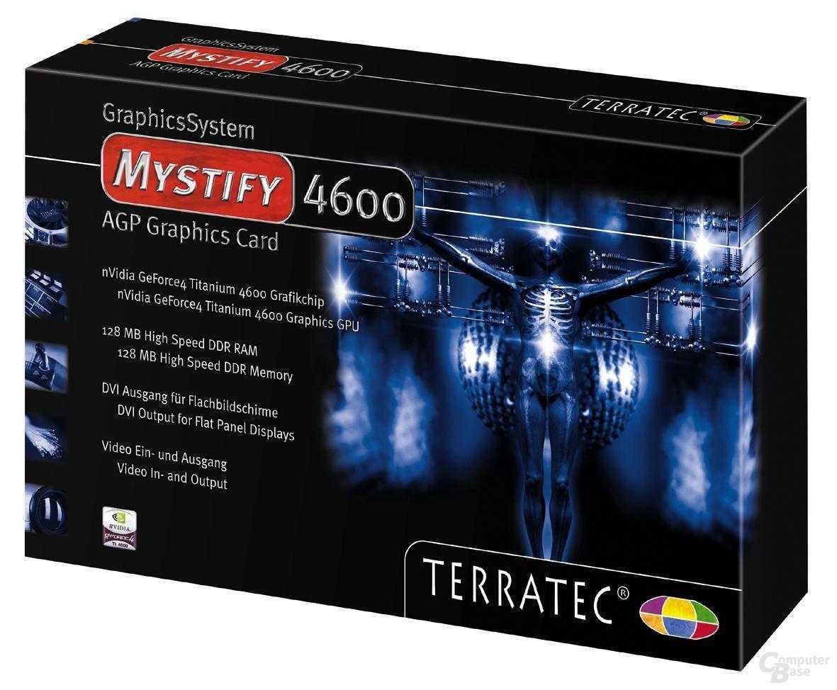 Verpackung der Mystify 4600
