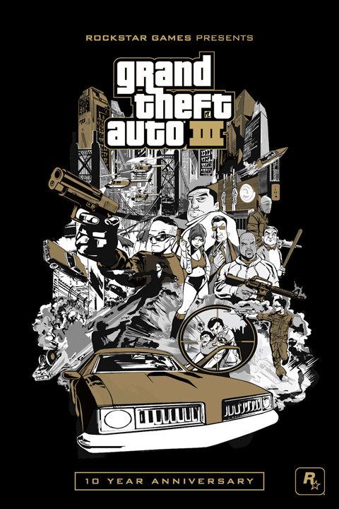 GTA3 Anniversary