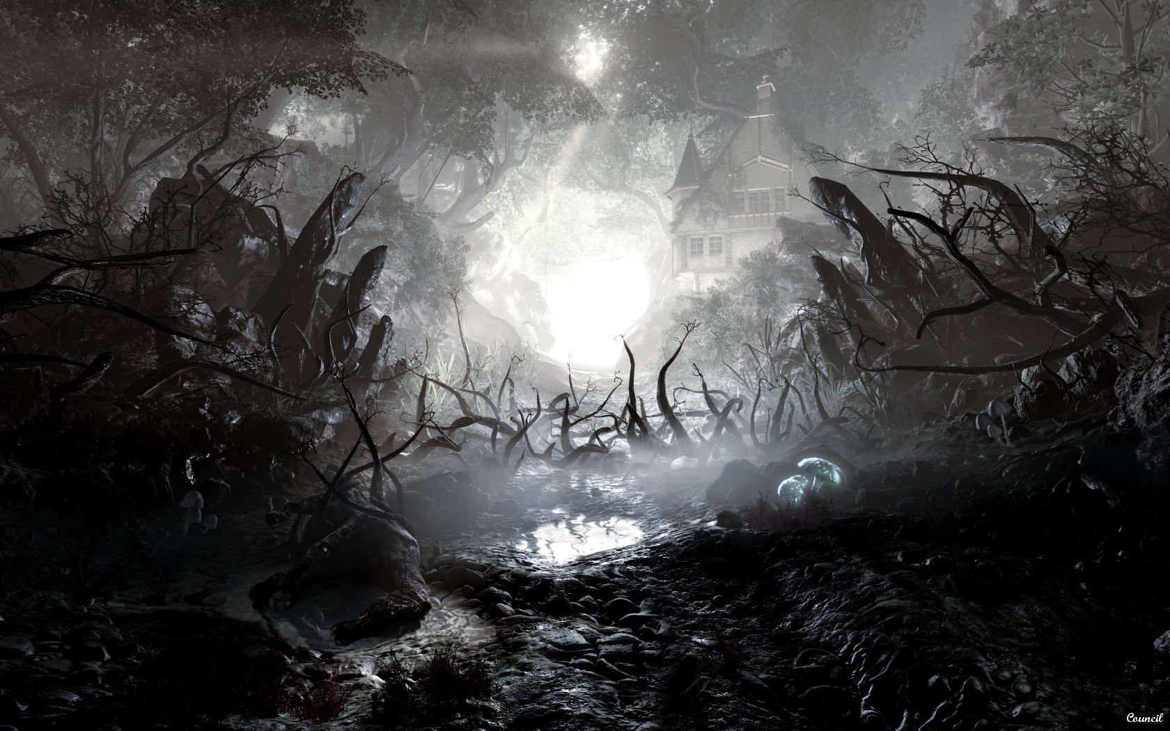 CryEngine Community Art submitted by Council