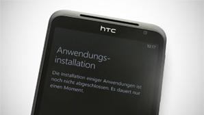 HTC Titan im Test: Bildschirm mit 4,7 Zoll für Windows Phone 7