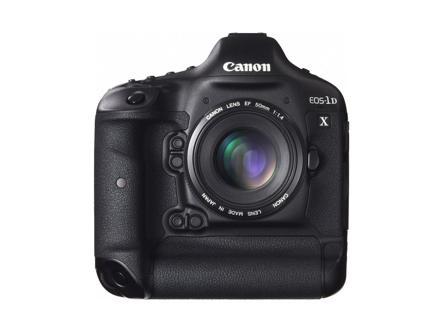 Canon EOS-1D X mit EF 50mm 1:1,4 USM
