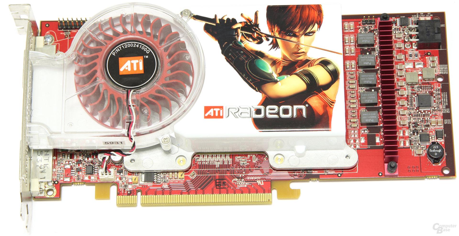 ATi Radeon X1800 XT (2005)