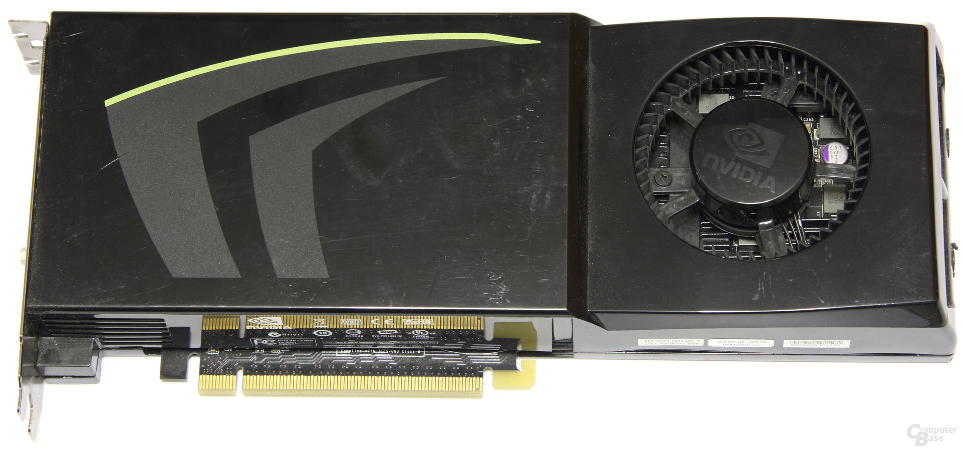 Nvidia GeForce GTX 280 (2008)