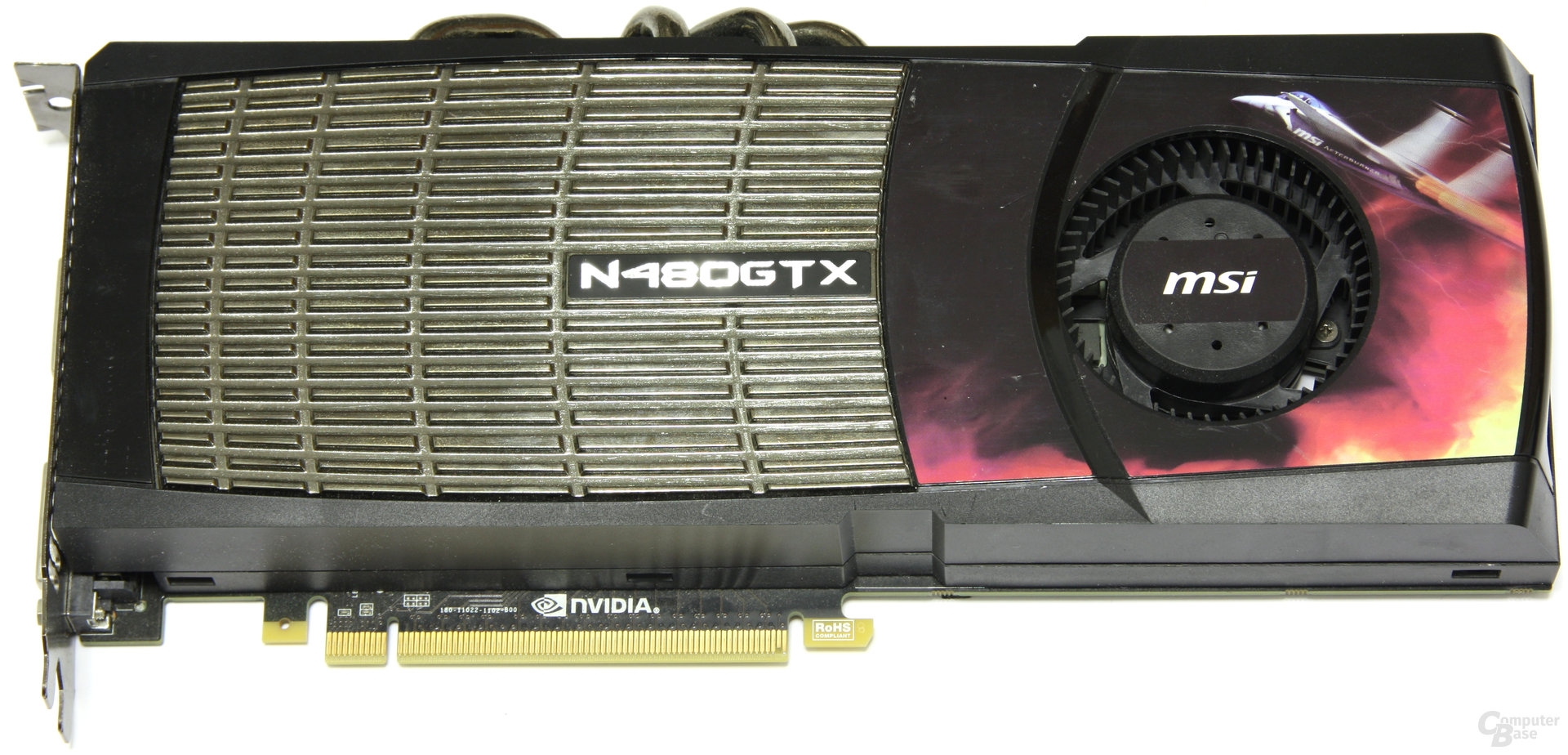 Nvidia GeForce GTX 480 (2010)