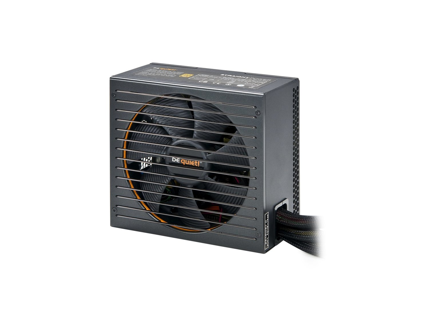 be quiet! Straight Power E9 ohne Kabelmanagement