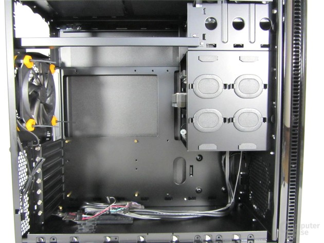 Antec Solo II – Innenraum