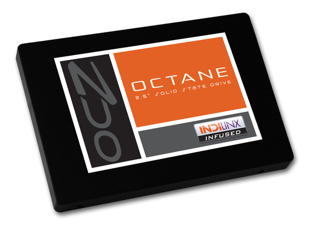 OCZ Octane SSD mit Everest-Chip