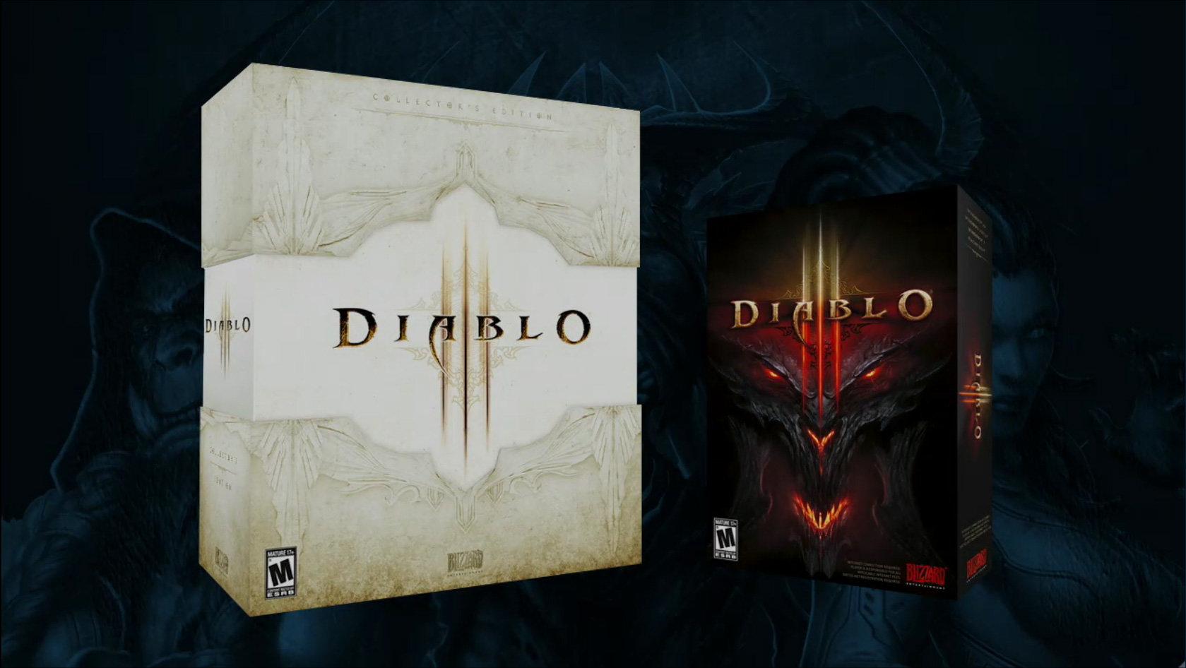 Diablo 3 Collector's Edition (links)