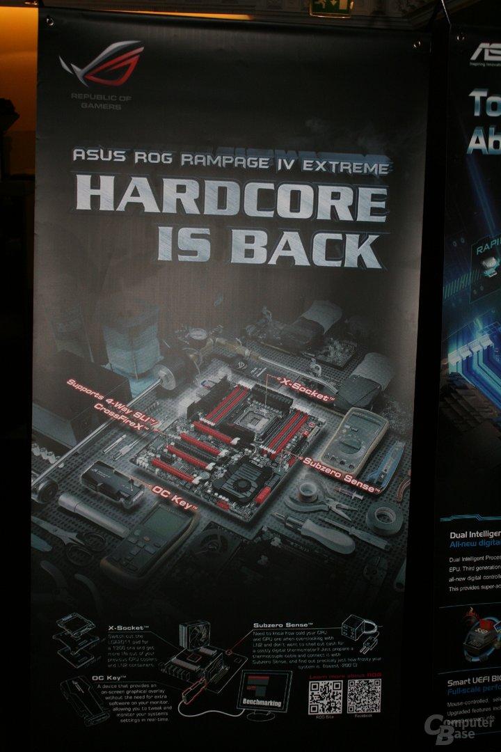 Asus ROG Rampage IV Extreme