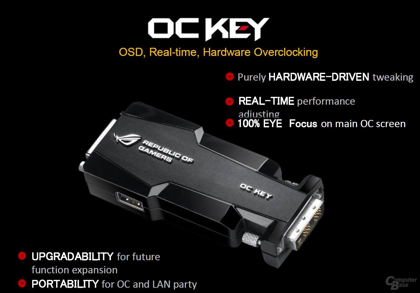 Asus OC Key