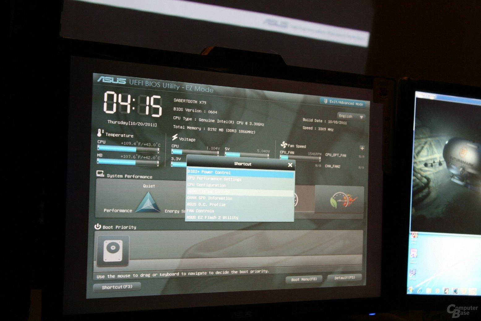 Asus Sabertooth X79 BIOS