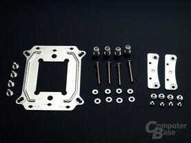 Montagematerial für AMD und Intel
