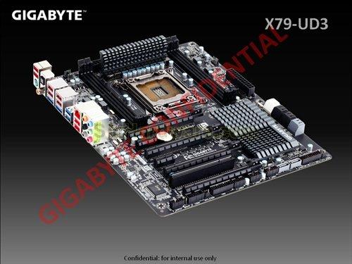 Gigabyte X79-UD3