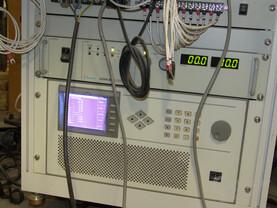 Chroma-Teststation