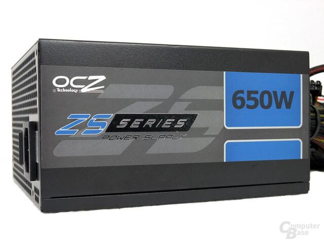 OCZ ZS 650W - Außen