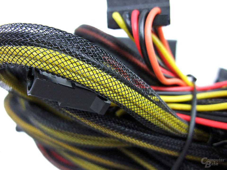 OCZ ZS 650W - Kabel