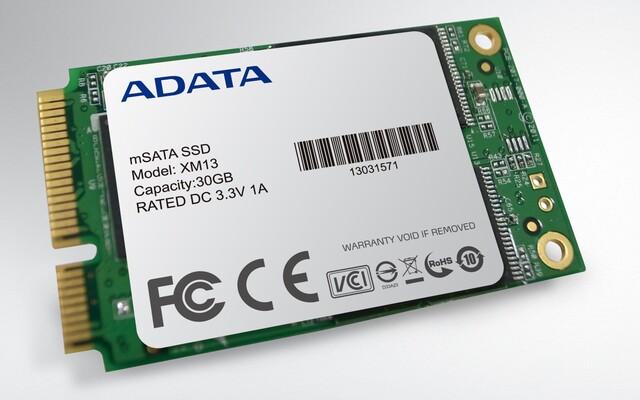 Adata XM13 mSATA-SSD