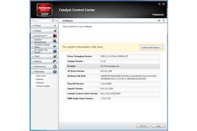 AMD Catalyst 11.10 Preview 3