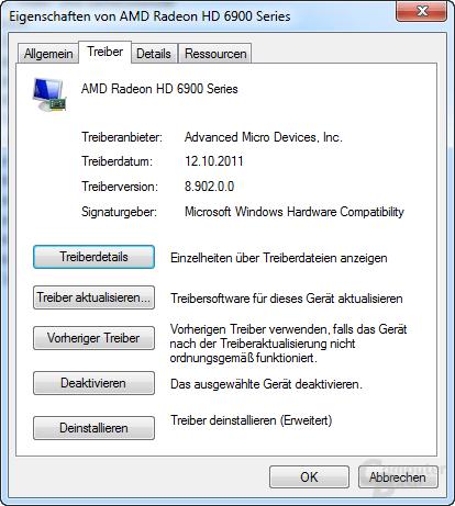 AMD Catalyst 11.10