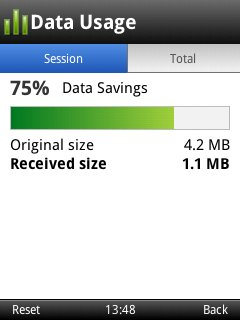 Opera Mini 6.5 (J2ME)