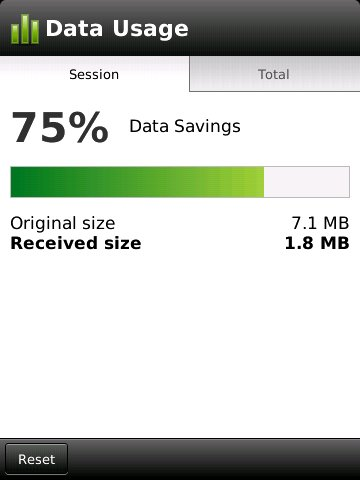 Opera Mini 6.5 (BlackBerry)