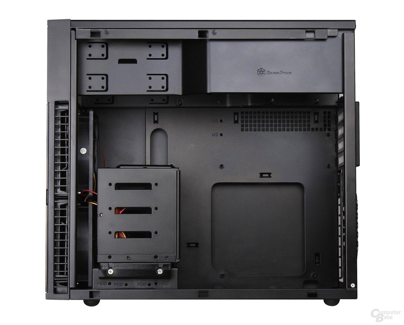 Silverstone SST-PS07 (Micro-ATX)