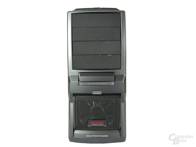 MS-Tech CA0300 NG – Vorderansicht