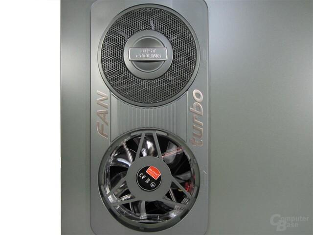 MS-Tech CA0300 NG – seitliche Lüfter im Detail
