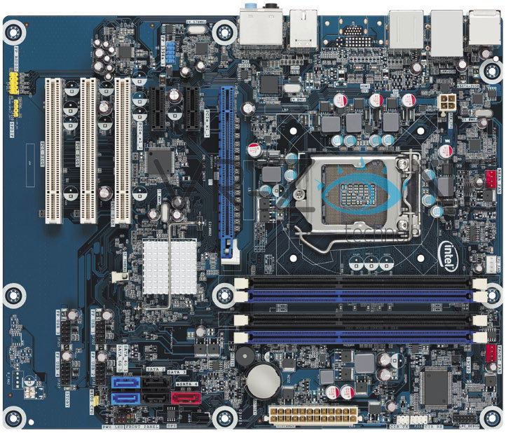 Intel DZ68AF