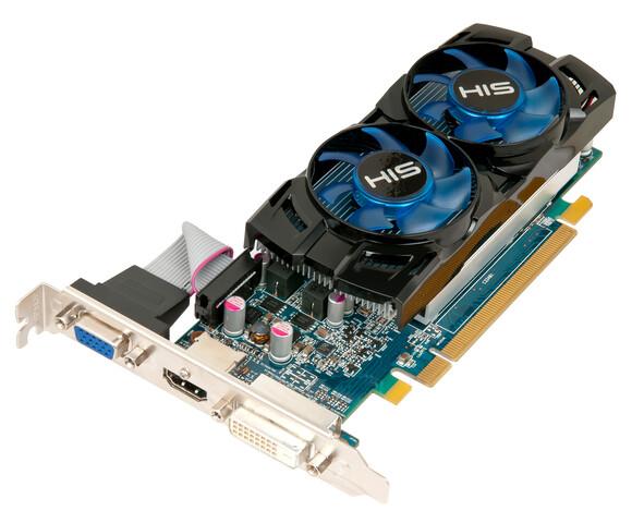 HIS Radeon HD 6670 Low Profile