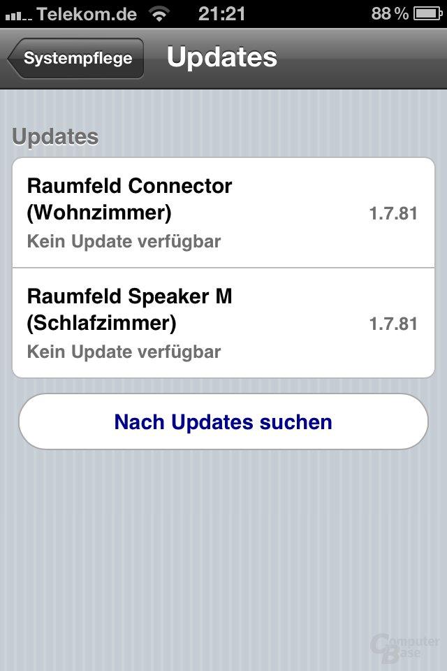 Raumfeld-App