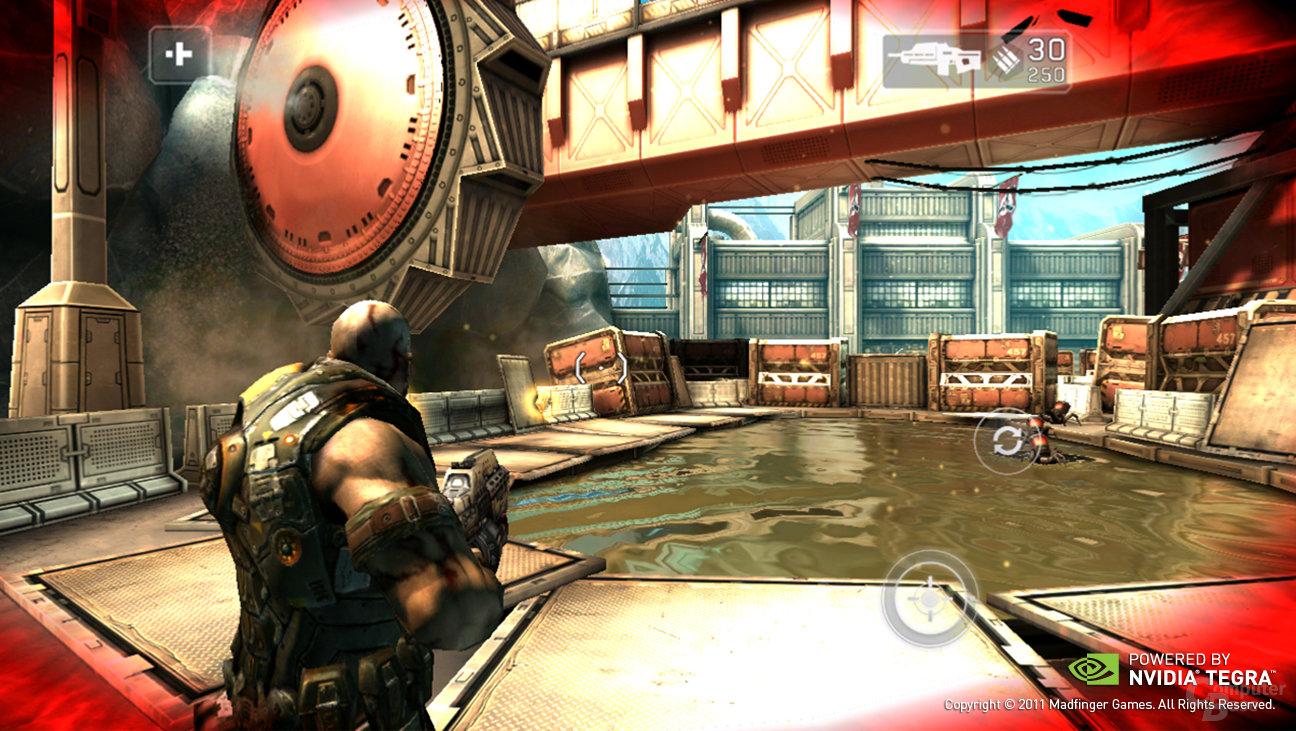 Nvidia Tegra 3 – Spielescreenshots