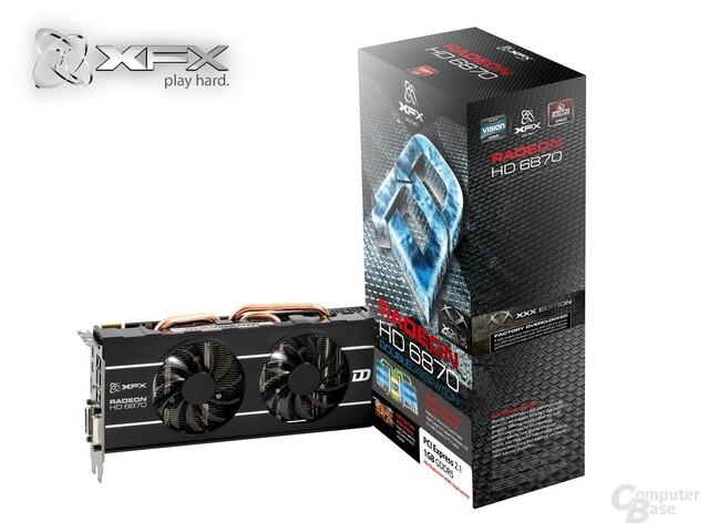 Radeon HD 6870 XXX