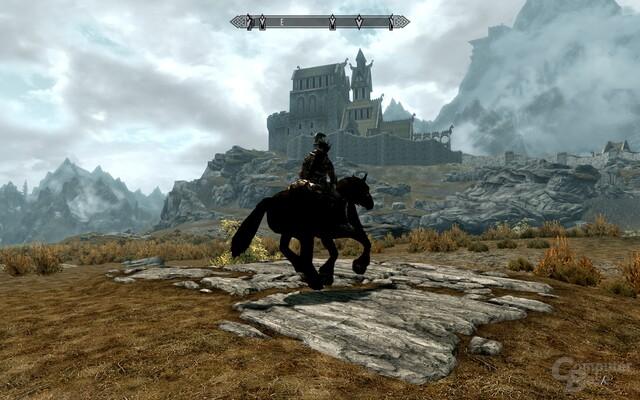 The Elder Scrolls V: Skyrim: Das Pferd – dein Freund und Helfer