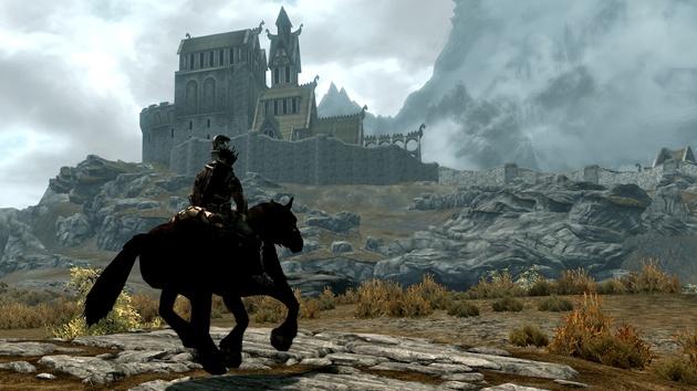The Elder Scrolls V: Skyrim im Test: Freiheit für den Rollenspieler!