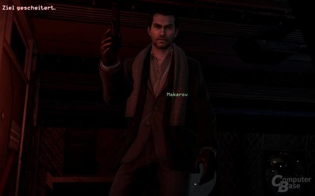 Modern Warfare 3: MW-Antagonist Makarov