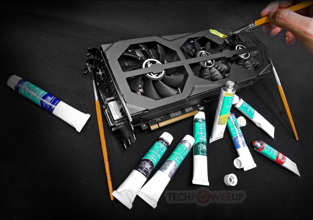 Colorful iGame GTX 560Ti Kudan: Color-Kit