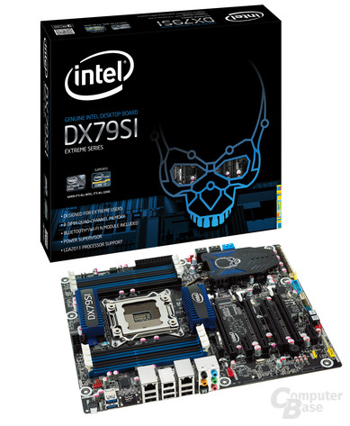 Intel DX79SI (Siler)