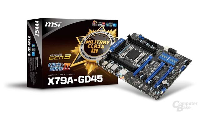 MSI X79A-GD45