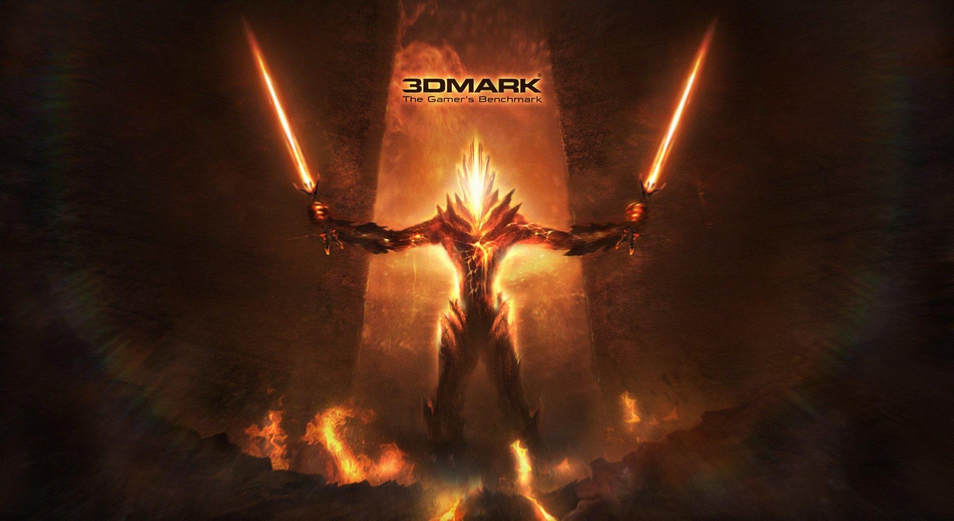 Futuremark 3DMark for Windows 8 – Elemental Rock Warrior Concept Art