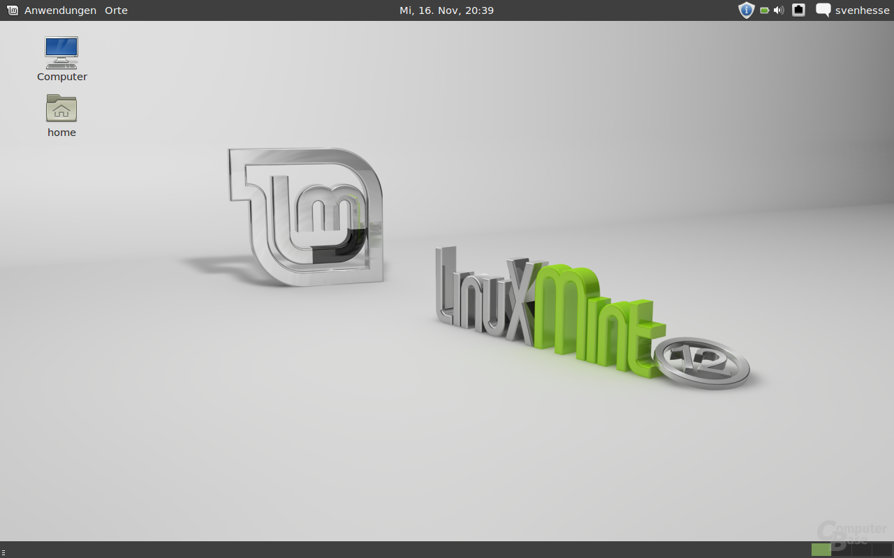 "Linux Mint 12 ""Lisa"" – RC1"