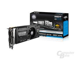 lKFA² GeForce GTX 570 MDT X4 EX OC