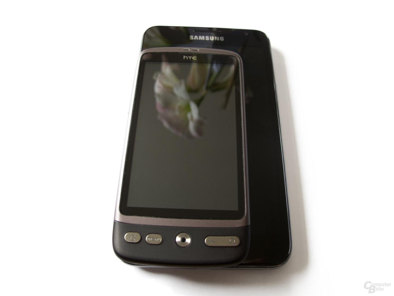 Samsung Galaxy Note: Der Gigant aus Korea übertrifft in puncto Größe jeden Konkurrenten