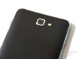 Samsung Galaxy Note: Die 8 Megapixel-Optik des Galaxy Note
