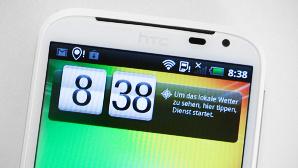 HTC Sensation XL im Test: Mehr Display, weniger Leistung, Beats Audio