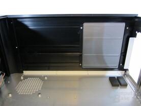 SilverStone CW02 - Innenraum