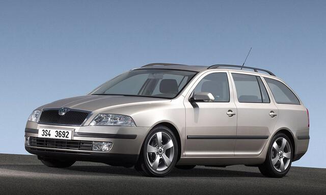 Škoda Octavia II 2004-2009