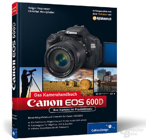 Canon EOS 600D. Das Kamerahandbuch